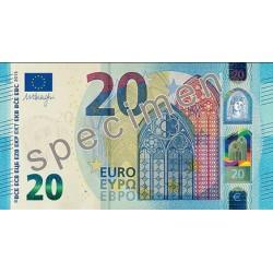 Pinigų tikrinimo aparato naujo banknoto įvedimas