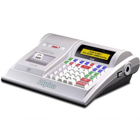 Kasos aparatas Elcom Euro 2000T